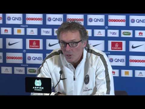 Laurent Blanc: Marquinhos halten, Monaco schlagen | AS Monaco - Paris Saint-Germain