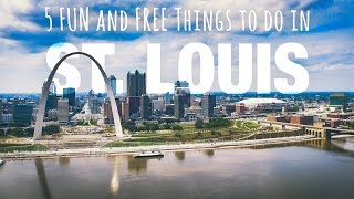 3 Problems: breaks down the difference between St Louis & East St Louis \