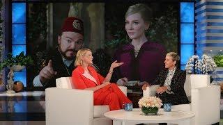 Oscar Winner Cate Blanchett is