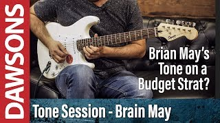 Can We Get Brian May's Lead Tone on a Budget Strat?