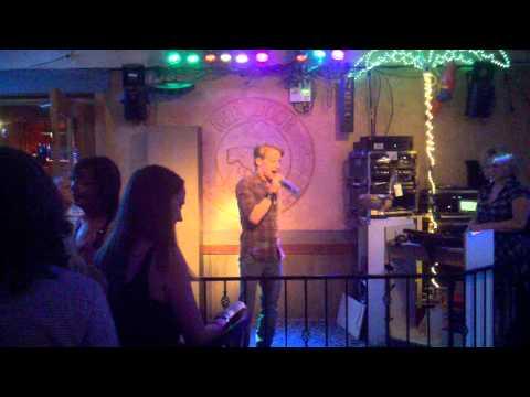 Red Door Karaoke - Macaulay Culkin kills it singing My Way