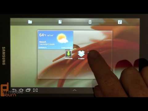 Samsung Galaxy Tab 2 7.0 video review