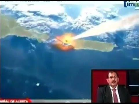 Alerta!!! Caída de asteroide a la tierra - DETALLES