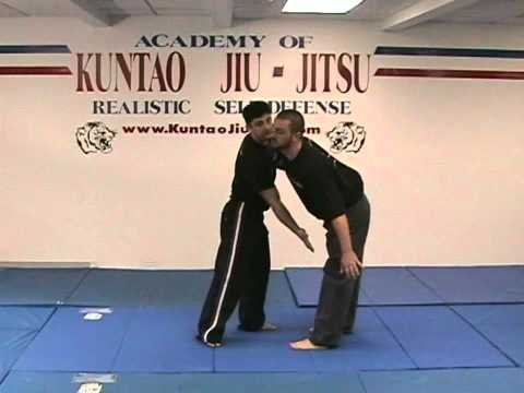 Kuntao Jiu-Jitsu Instructional Training Videos: Open Palm Strike Image 1