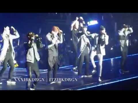 [fancam] Got7 2015 Asia Tour Showcase In Hong Kong 150131 - Bounce (jj Project) video