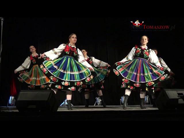 """""""Wielkanoc na Mazowszu"""" - polskie tradycje i obrzędy wielkanocne. Zespół Pieśni i Tańca Łódź"""