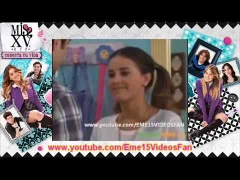 MissXV - Casi se Besan Valentina y Niko [Capitulo 90]