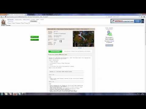 How To Download Warcraft 3 Frozen Throne [HD] torrent