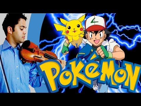 Pokemon Opening Theme (Violin / Violino)