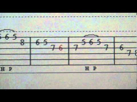 0 How to Play Spanish Classical on Guitar Tab and Lesson