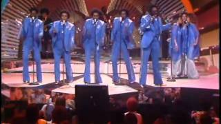 The Spinners Rubberband Man On Midnight Special In 1976
