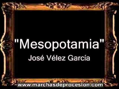 Mesopotamia - José Vélez García [BM]