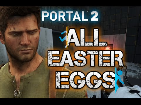 Portal 2 | Easter Eggs | Secrets | Achievements | Last Level | Credits Song | Post Credits Scene