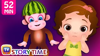 Chuchu Adopts A Puppy and Many Bedtime Stories for Kids in English   ChuChuTV Storytime
