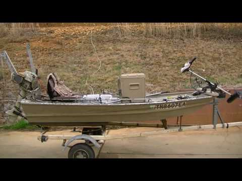 My 10 Ft Jon Boat How To Save Money And Do It Yourself