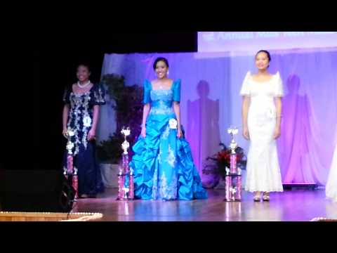 Miss Teen Maui Filipina 2013