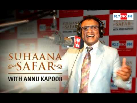Suhana Safar with Annu Kapoor Show 74(ASHA PAREKH) 2nd October...