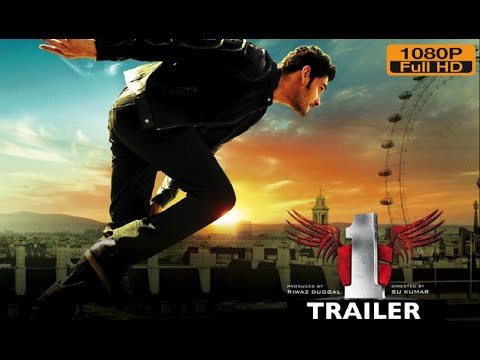 Ek Ka Dum 1 Official Movie Trailer Mahesh Babu Kriti ...