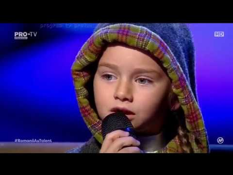 ROMANII AU TALENT 2018 - Amelia Uzun si Ana Cernicova Part 1