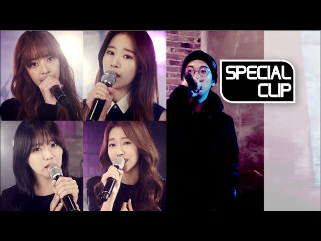 [Special Clip] MelodyDay(멜로디데이) with Mad Clown(매드클라운) _ Anxious(겁나) [ENG SUB]