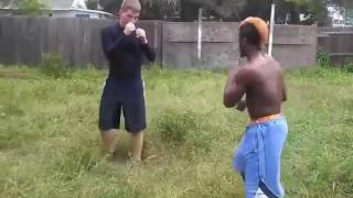 Street Fighter VS Prof MMA Fighter - Best Street Fight Ever more: [www.MangaScan.Live]