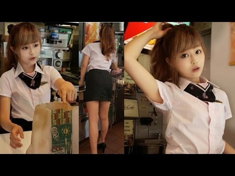 McDonald's Goddess The Latest In Taiwanese Fetishized Fast Food Culture