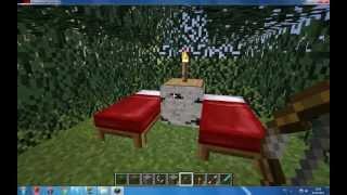 Выживание в minecraft серия 1 строим