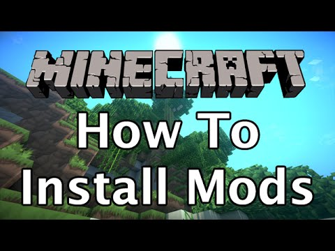 (Easy Way) How to Install Minecraft Mods [1.7.2][1.7.10][1.8]