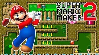 FANTASTIC Mini GOLF - Mario Maker 2