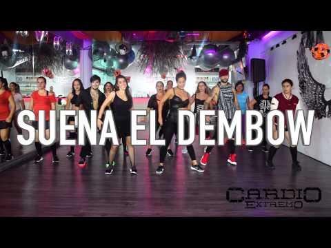 Suena el Dembow - Joey Montana ft Sebastian Yatra by Cesar James Zumba Cardio Extremo