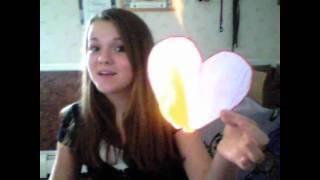 Watch Tyler Ward Paper Heart video