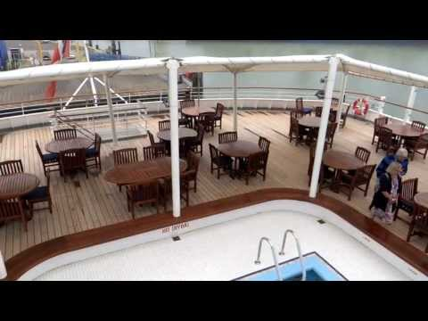 Swan Hellenic Minerva Cruise Ship Video Tour