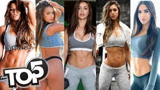 Top 5 Hottest Female Fitness Models on Instagram 2018 And 2019 - StudioStream