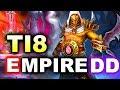 Download EMPIRE vs DD - ELIMINATION GAME! - TI8 CIS QUALS DOTA 2 in Mp3, Mp4 and 3GP