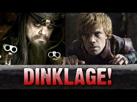 Thumbnail of video DINKSTEP - A Peter Dinklage Remix
