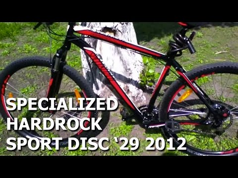 Specialized Hardrock Sport Disc '29 2012