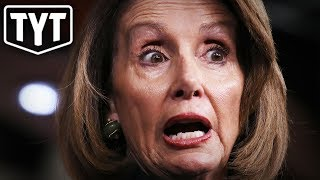 Nancy Pelosi Gets Under Trump's Skin And Furloughed Workers Are Desperate During Trump Shutdown