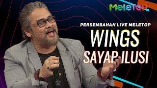Wings - Sayap Ilusi   Persembahan Live MeleTOP   Nabil & Neelofa - Musik76
