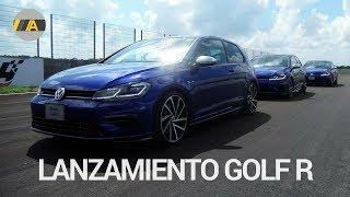 Lanzamiento Volkswagen Golf R en México