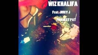 Project Pat Video - KK Wiz Khalifa feat. Juicy J  Project Pat *official* (Instrumental) remake