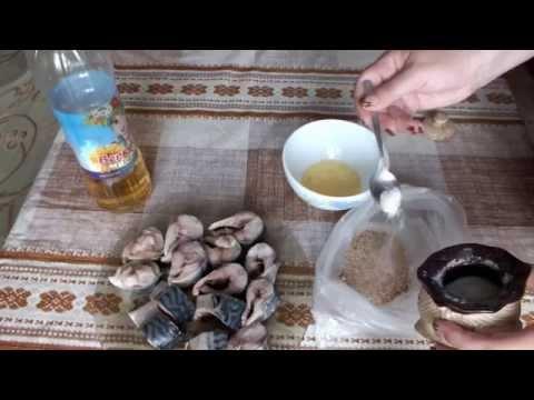 Рыба скумбрия жареная рецепт вкусной рыбы