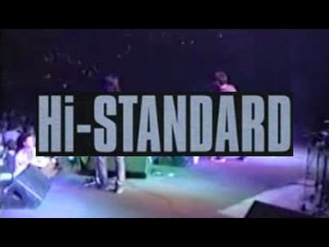 Hi-standard - Dance In The Brightly Moonlight