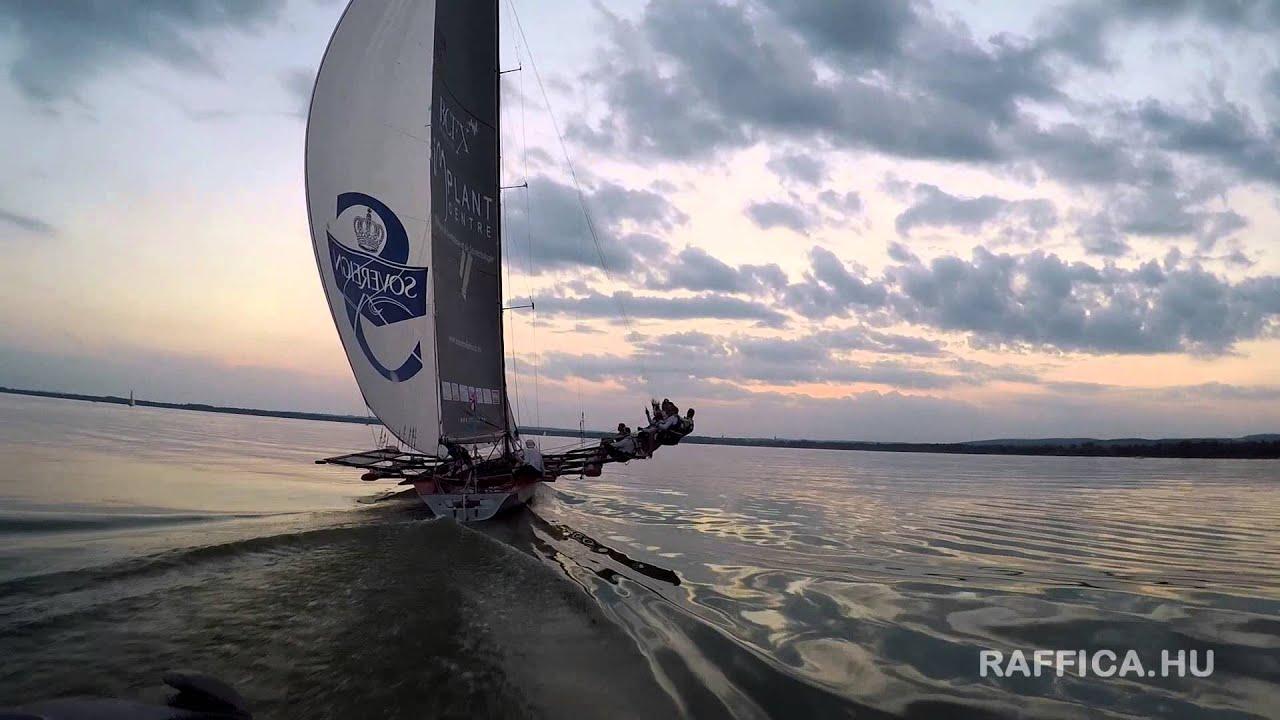 A vitorlázás már nem a magyar elit sportja - indul a szezon a Balatonon
