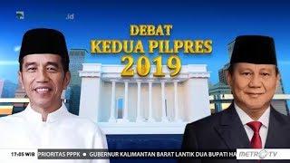 Menuju Debat Kedua Jokowi vs Prabowo