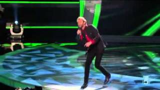 Paul McDonald - Come Pick Me Up (American Idol Performance)