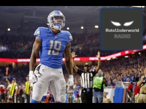 Kenny Golladay was the most complete WR in the 2017 NFL Draft
