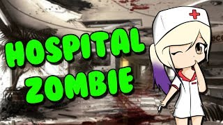 ESCAPA DEL HOSPITAL DE ZOMBIES | Roblox Escape The Zombie Hospital Obby en español
