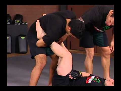 Mixed Martial Arts | Basic | Grappling | Leg Lock From A Guard Break Image 1