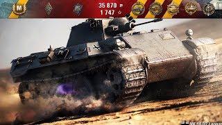 ЛЕОПАРД ТВОРИТ ЧУДЕСА World of Tanks лучший бой