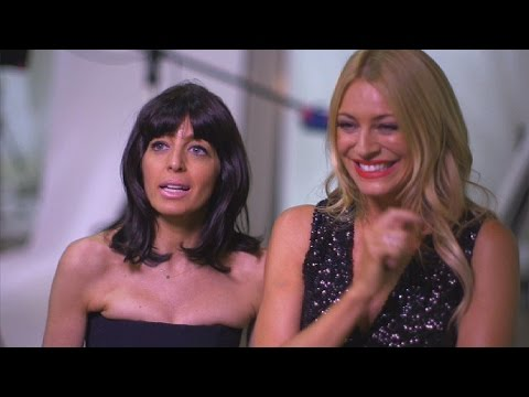 Tess Daly & Claudia Winkleman gear up for the new look Strictly - Strictly Come Dancing 2014 - BBC